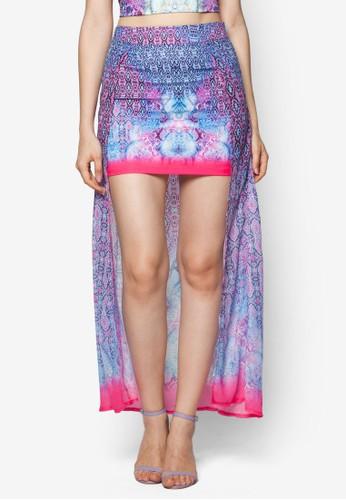 Kendra 燕尾esprit服飾迷你短裙, 服飾, 服飾