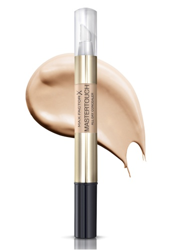 Max Factor beige Max Factor Mastertouch All Day Concealer Pen, SPF 10, 303 Ivory BAA0EBEF02A304GS_1