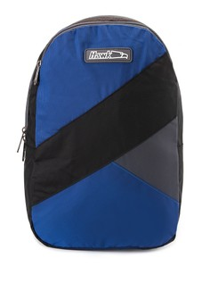 Color Contrasting Backpack