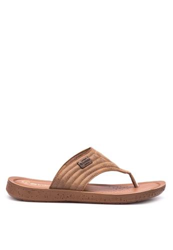 Inblu brown Aerowalk by Inblu VN15-Sandals & Flip Flops IN809SH96MWHPH_1