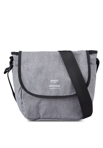 Anello grey Light Weight Cover Shoulder Bag AN804AC0W5QCID_1