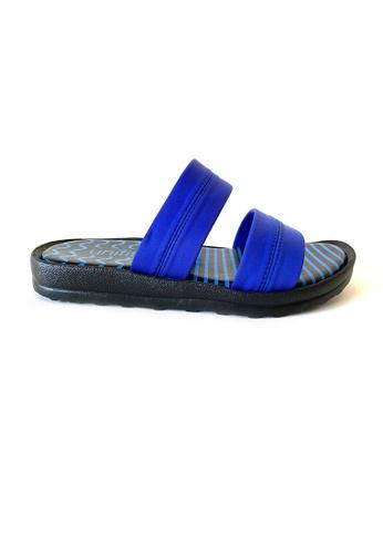 Unifit 藍色 Neoprene Kids Boys Sandal 6199CKS6C05B82GS_1