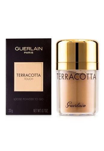 Guerlain GUERLAIN - Terracotta Touch Loose Powder To Go - # Deep 20g/0.7oz F9F6DBE2422DA0GS_1