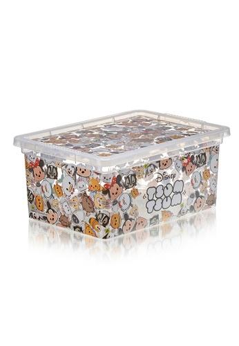 HOUZE HOUZE - Tsum Tsum - 4L Line Art Click Box (Disney) 404D1HL2791CABGS_1