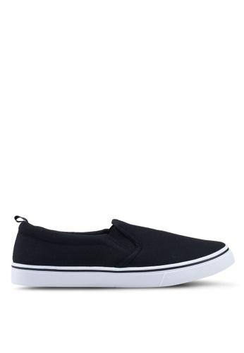 OVS 黑色 經典懶人鞋 CD408SH1E0570DGS_1