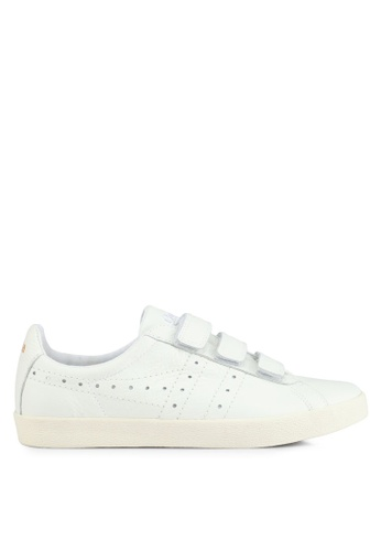 0dc5ccf4f4a819 Shop Gola Tourist Velcro Leather Sneakers Online on ZALORA Philippines