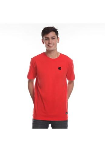 Juice Ematic red Juice Ematic Kaos Lengan Pendek Pria Merah INFECTION Planet Surf 03186AA0D72049GS_1