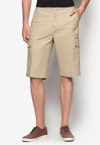 多口袋工作短褲,esprit taiwan 服飾, 短褲
