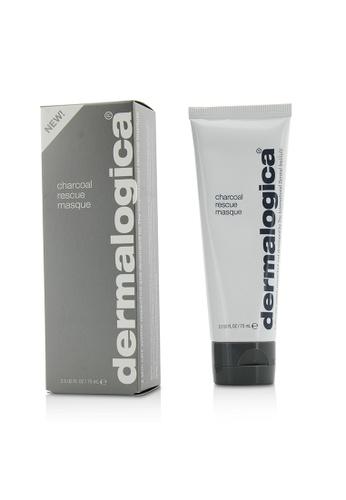 Dermalogica DERMALOGICA - Charcoal Rescue Masque 75ml/2.5oz 3D25DBEC0238DBGS_1