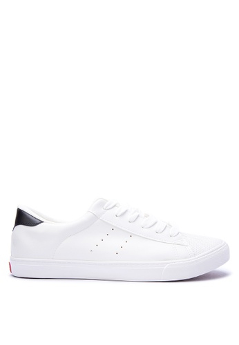 Italianos white Alva Sneakers IT153SH0KJ1VPH_1