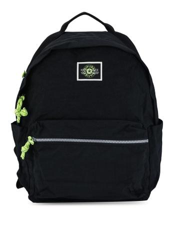 Kipling black Damien Backpack ED246AC92D9C4AGS_1