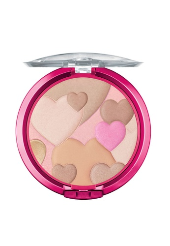 Physicians Formula Face Powder: [Physicians Formula Official] Happy Booster Glow & Mood Boosting Powder - Translucent (FREE x1 Angle Brow Brush) PH385BE43KCEMY_1