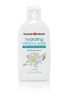 Natural Hydrating Creamy Wash