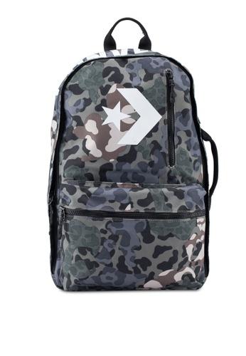 c4861fe813cd Converse green Converse All Star Street 22L Backpack C6176ACF38392CGS 1