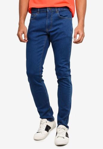 LC Waikiki blue Slim Fit Jeans 89A36AA1B0308CGS_1