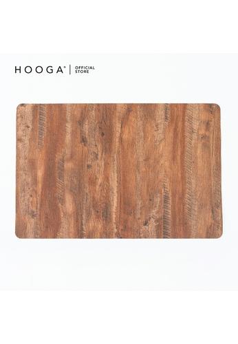 HOOGA brown Hooga Placemat. 5CC41HL2493A2BGS_1