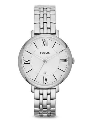 Fossil silver Silver Steel /Silver-Fossil Jacqueline ES3433 FO164AC63LYQMY_1