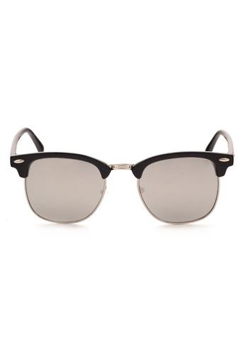 Kimberley Eyewear silver Edison Sunnies KI426GL72JSTPH_1