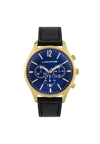 Lancaster Paris blue Heritage Chronograph LA452AC0GA1WSG_1