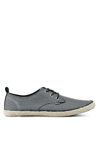 Superdry black Skipper Shoes 8CBD1SH4E04883GS_1