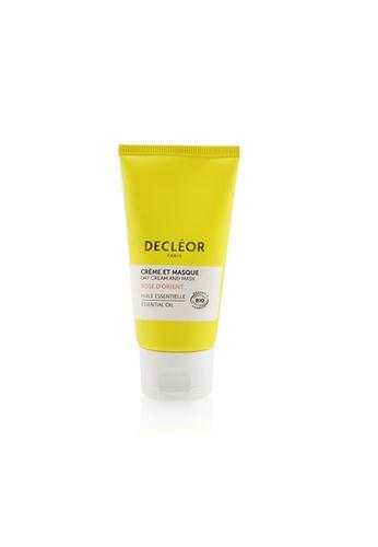 DECLEOR DECLEOR - Rose D'Orient Day Cream & Mask - For Sensitive Skin 50ml/1.7oz 94EF2BE6129E9BGS_1