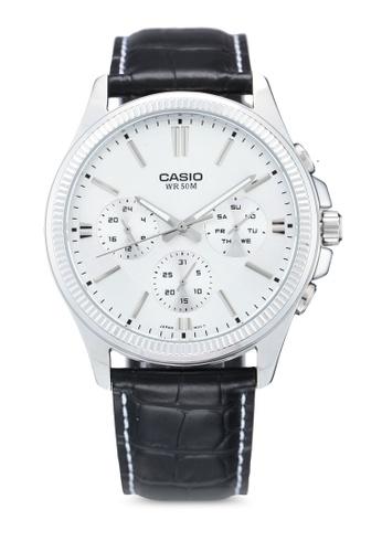 Casio black Casio MTP-1375L-7AVDF Watch 14279AC06AB605GS_1