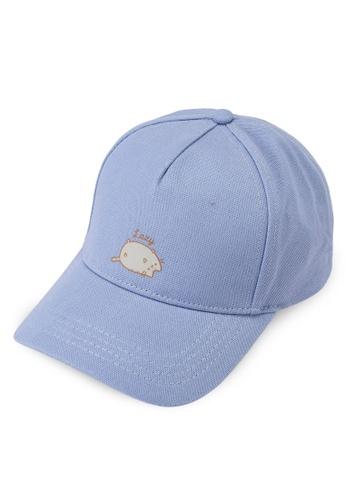 Rubi blue Hailey Structured Cap 7DBF4AC49332A2GS_1