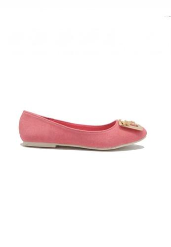 My Ballerine pink My Ballerine -Paloma comfort ballerina (Pink) 30D6ESH8AA29EAGS_1