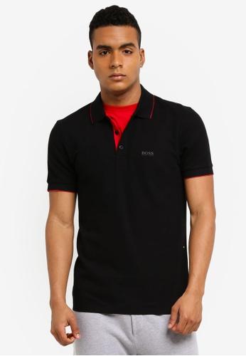 BOSS black Pless Polo Shirt - Boss Athleisure BO517AA0STYZMY_1