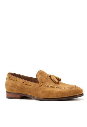 Twenty Eight Shoes 波特牛猄皮紳士樂福鞋BL021-9 1AB73SH91B831BGS_1