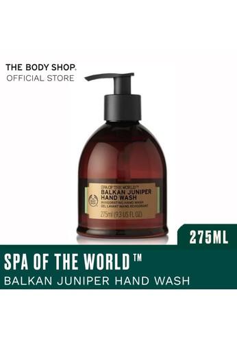 The Body Shop n/a Spa Of The World Balkan Juniper Hand Wash 275ml A5D1AES167DE91GS_1