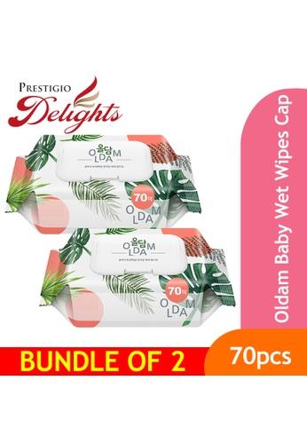 Prestigio Delights black Oldam Baby Wet Wipes Cap Bundle of 2 3FDF0ES7BA1EB5GS_1
