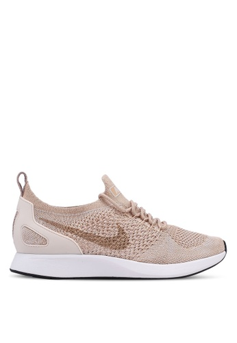 Nike beige Nike Air Zoom Mariah Flyknit Racer '18 Shoes BD3ACSH4AA38A2GS_1