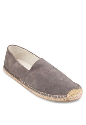仿麂皮麻編懶人鞋, 鞋, 懶esprit門市地址人鞋