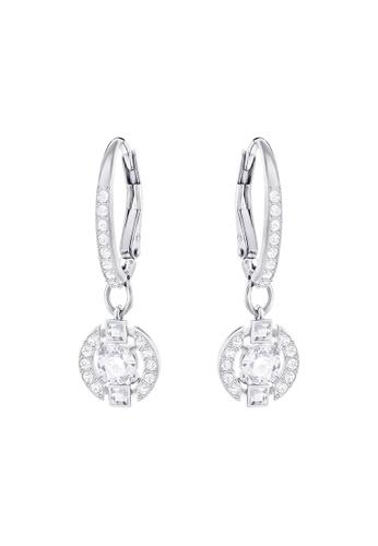 Buy Swarovski Sparkling Dance Earrings Online   ZALORA Malaysia 204437046c