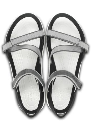 6025b22aaa28 Buy Crocs Women s Swiftwater™ Webbing Sandal Pwh Online