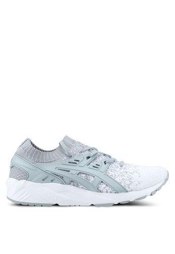 ASICSTIGER grey Gel-Kayano Trainer Knit Shoes AS610SH0SVTZMY_1