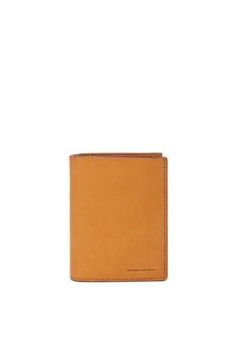 RABEANCO brown RABEANCO Bi-fold Wallet - Camel B1635AC59C5E6EGS_1
