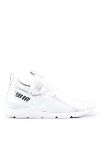 0493129f811 Puma white Sportstyle Prime Muse 2 TZ Women s Shoes ABB6ESHF9CDFFEGS 1