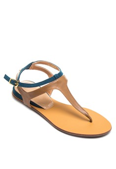 Angelie Flat Sandals