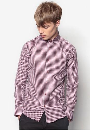 貼身長袖襯衫esprit 兼職, 服飾, 服飾