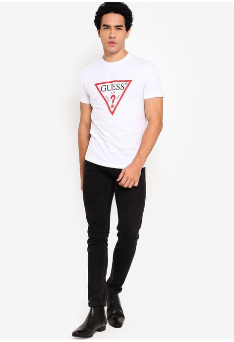 bdbc32378 Buy Men's T-SHIRTS Online | ZALORA Singapore