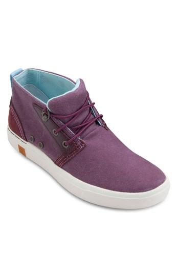 Timberland Women's Amherstesprit暢貨中心 休閒鞋, 女鞋, 休閒鞋