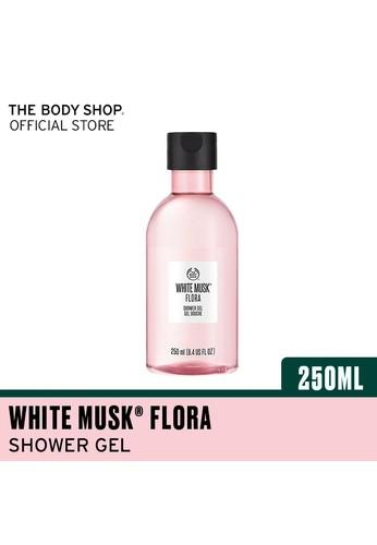 The Body Shop n/a White Musk Flora Shower Gel 250Ml 5CF15ESFB01856GS_1
