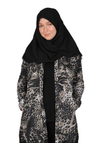 Bait Al Hijaab multi ONE-OF-A-KIND PRINTED MAXI DRESS JENNIE 567E4AA800E3F7GS_1