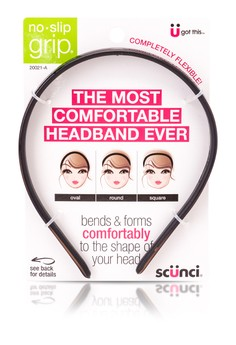 Half-inch Bendable Headband