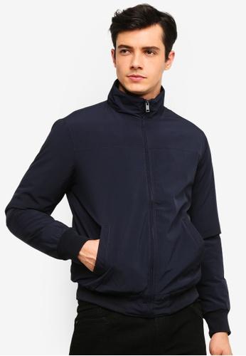 Buy OVS Stretch Jacket With High Neck Online on ZALORA Singapore 69cbda2afb97