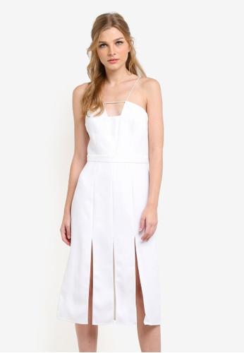 True Decadence white Ladies Dress TR715AA0S2YBMY_1