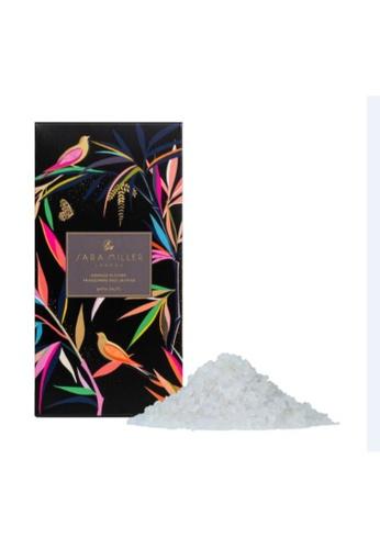 Sara Miller black Sara Miller London Bath Salts 150G - Orange Flower, Frangipani & Jasmine Black Bamboo (FG8439) DD417BEF2B86A5GS_1