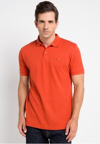 WALRUS orange Polo Shirts WA705AA0UTG9ID_1
